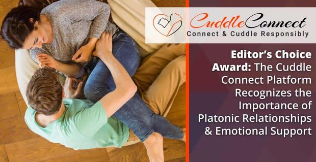 Cuddle Connect Fosters Platonic Relationships