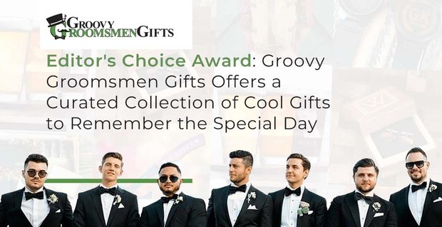 Groovy Groomsmen Gifts Offers A Curated Collection