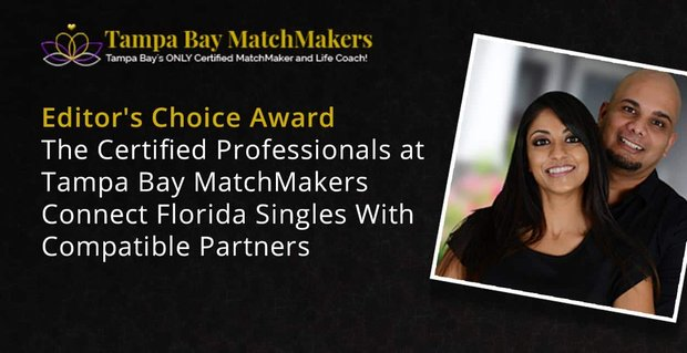 Tampa Bay Matchmakers Connects Singles In Florida