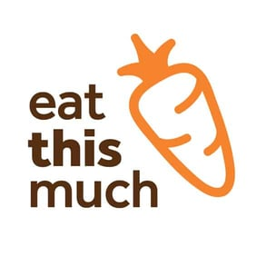 The Eat This Much logo