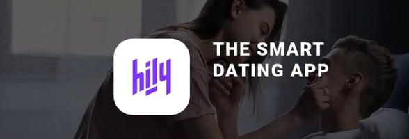 Screenshot of Hily