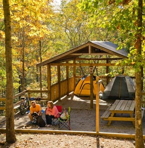 Photo of a campground in Victoria Bryant