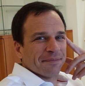 Photo of Sharalike Founder Aymeric Vigneras