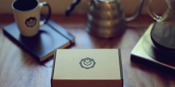 Photo of Crema coffee subscription box