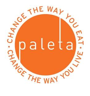 The Paleta logo