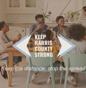 Message from Harris County Public Health