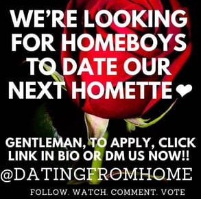 @DATINGFROMHOME ad