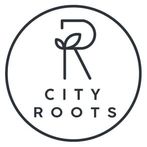 The City Roots logo