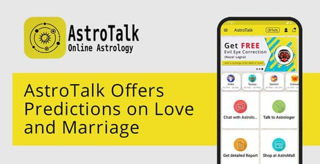 AstroTalk Offers Predictions and Guidance on Love and Marriage From More Than 500 Professional Astrologers