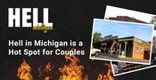 Editor's Choice Award: The Michigan City of Hell is a Hot Spot for Couples With a Good Sense of Humor