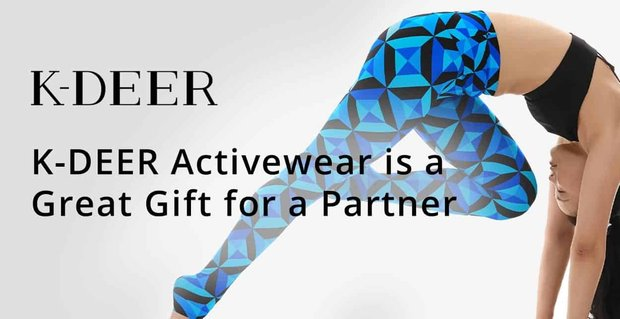 K Deer Activewear Makes Great Gifts For A Partner