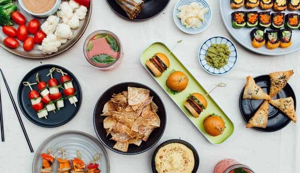Photo of Beyond Sushi menu items