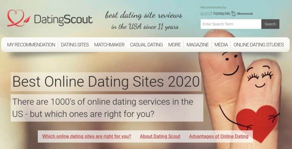 dating site record