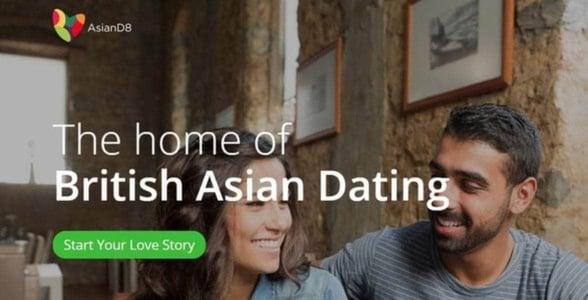 Screenshot of AsianD8