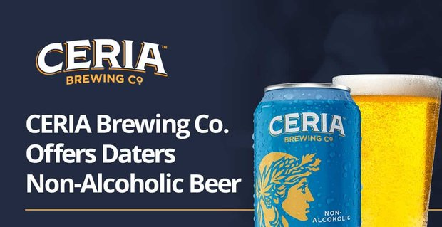Ceria Brewing Offers Daters Non Alcoholic Beer