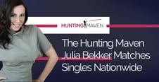 NYC Hunting Maven Julia Bekker Matches and Coaches  Singles Nationwide