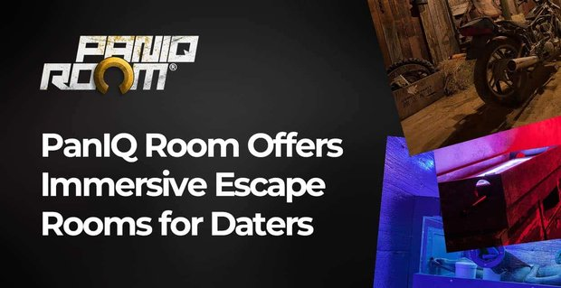 Paniq Room Offers Immersive Escape Rooms For Daters