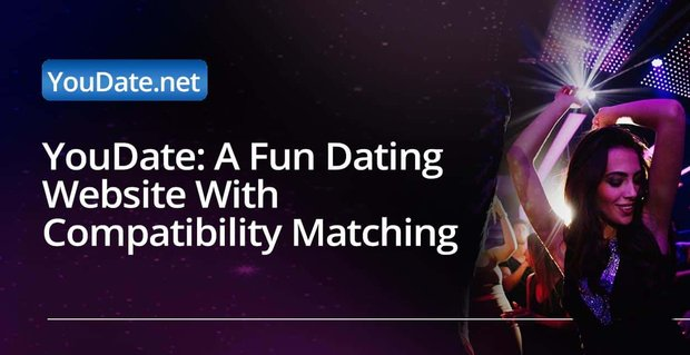 Youdate Is A Fun Dating Site