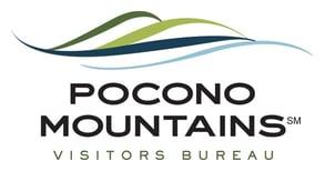 The Pocono Mountains Visitors Bureau logo