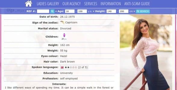 Screenshot of Inter-Marriage