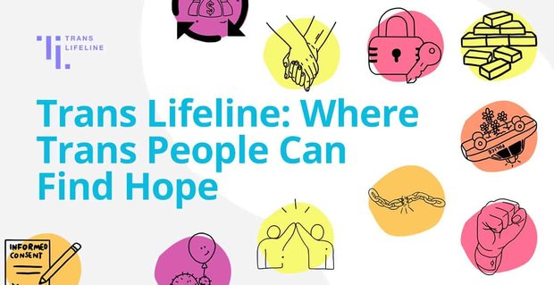 Trans Lifeline A Space Where Singles Find Hope