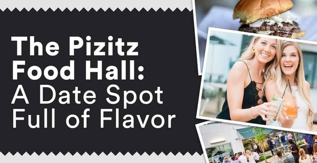 The Pizitz Food Hall Is A Date Spot Full Of Flavor