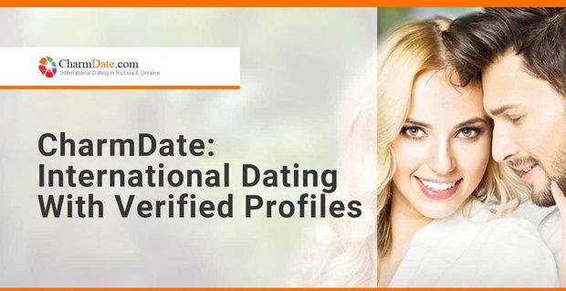 Charmdate An International Dating Service With Verified Profiles