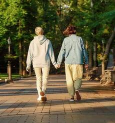 16 COVID-Friendly Spring Date Ideas for Lesbian Singles