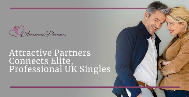 Attractive Partners Connects Professional Uk Singles