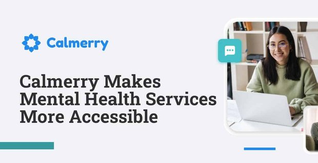 Calmerry Makes Mental Health Services Accessible To Singles
