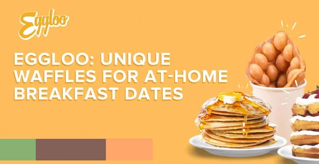 Eggloo Offers Unique Waffles For Breakfast Dates