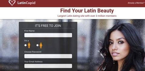 site- ul de dating din euro latină