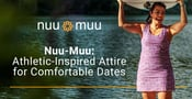 Nuu-Muu: Athletic-Inspired Attire for Adventurous Women Who Want to Feel Confident on Dates