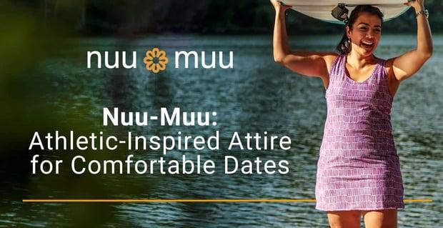 Nuu Muu Athletic Attire For Comfortable Dates