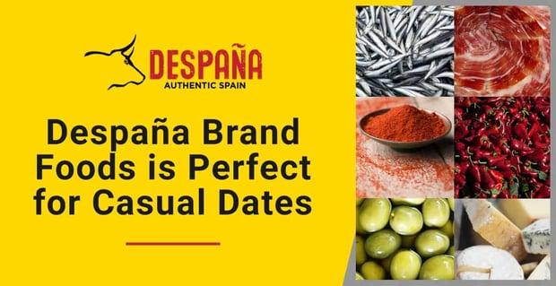 Despana Brand Foods A Cafe For Casual Dates
