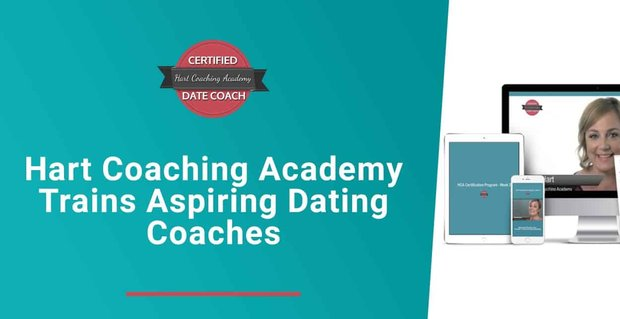 Hart Coaching Academy Teaches Aspiring Dating Coaches