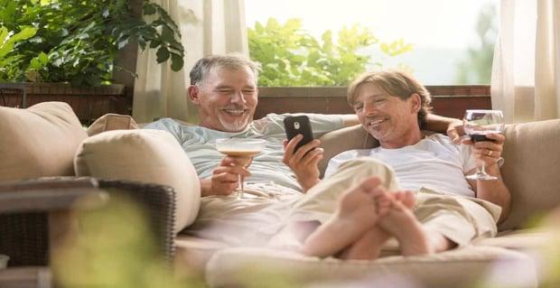 Gay Dating Tips For Senior Men