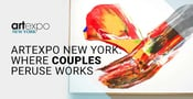 Artexpo New York Allows Couples to Peruse and Purchase Unique Artwork on Dates