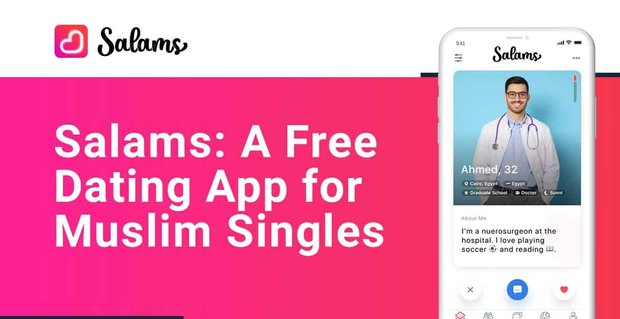 Salams Where Muslim Singles Swipe And Chat
