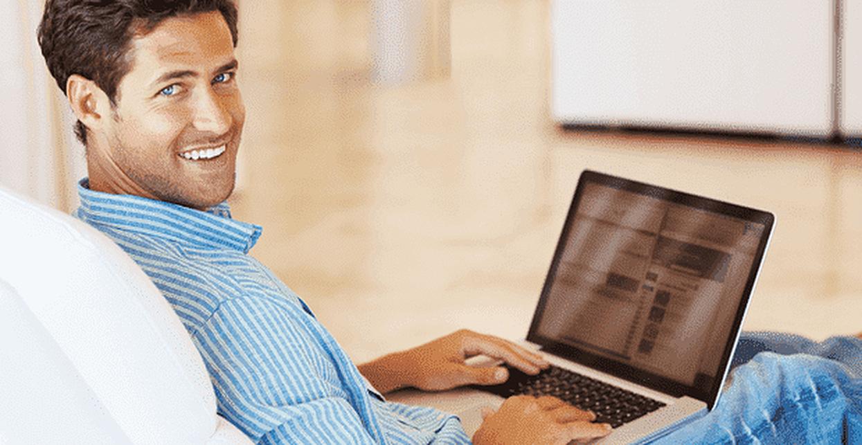 Online Profile Tips for Men