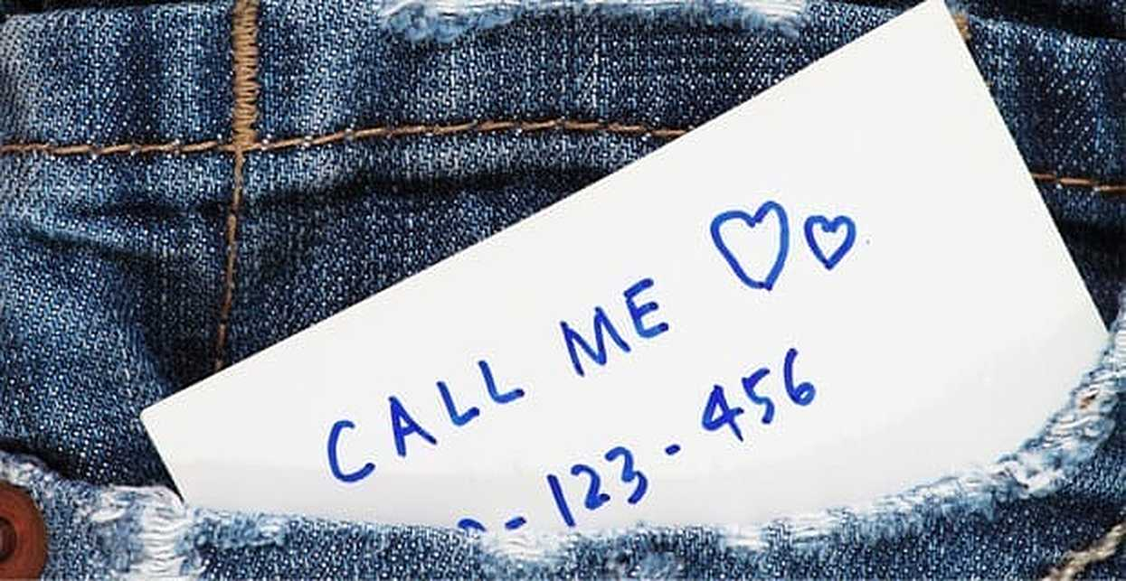 How to Get a Guy to Ask for Your Number