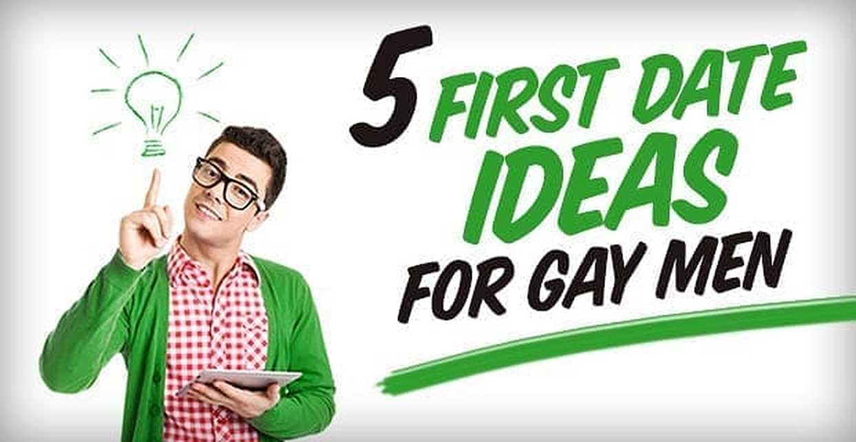 Dating advice for gay men