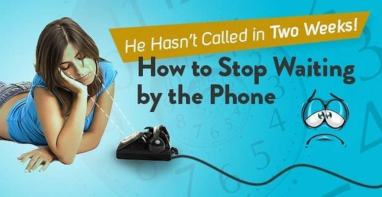 dating advice for men when to call people without cable