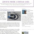 Advice from a Single Girl