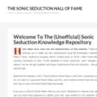 Sonic Seduction