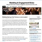 Wedding Engagement Noise