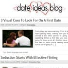 Date Ideas Blog