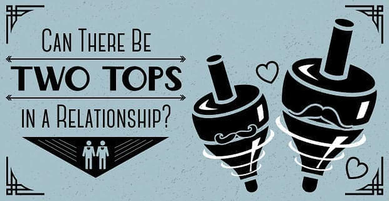 Can There Be Two Tops in a Relationship?