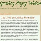 Grieving, Angry Widow