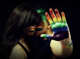 Being lesbian is about being different but the same